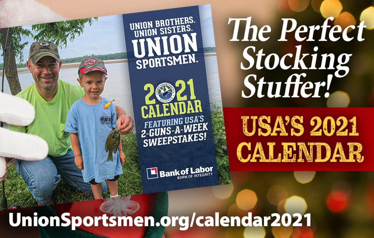 Union Sportsman Alliance Calendar