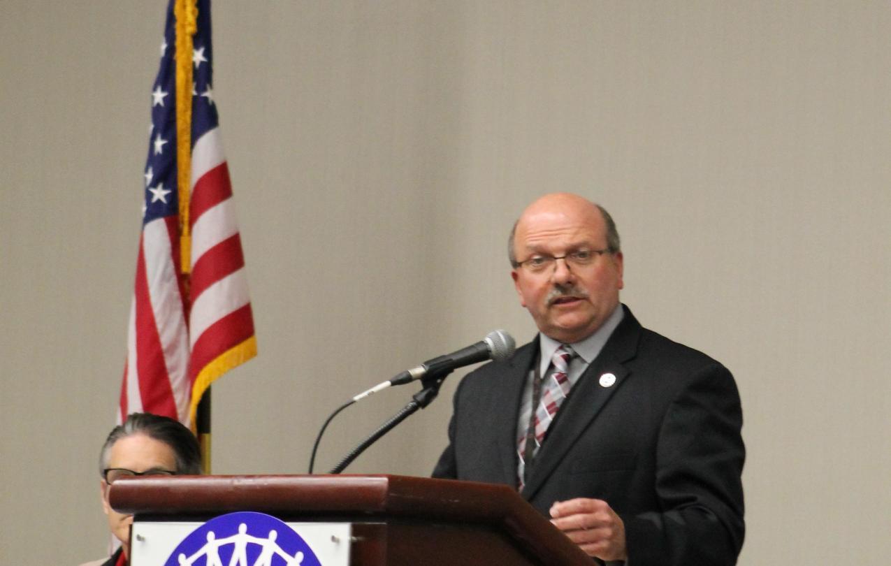 Jeffrey Binz, Director Region 9